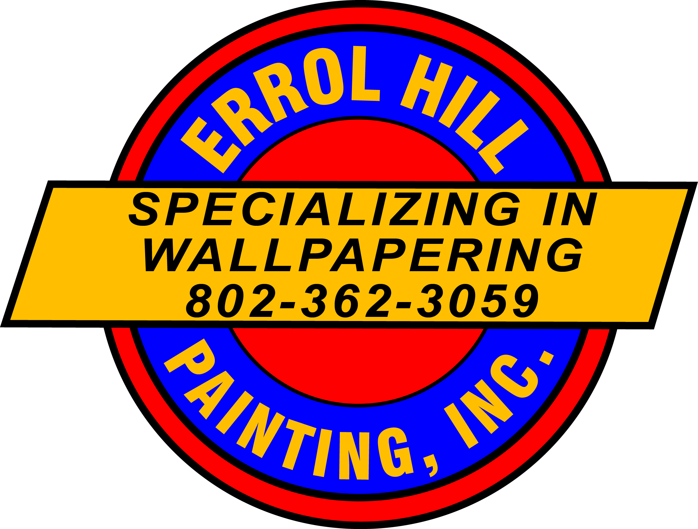 Errol Hill Painting